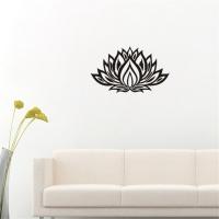 Nálepka na stenu- Lotos