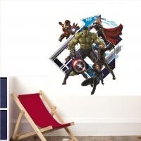 Nálepka na stenu- Avengers