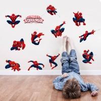 Nálepky na stenu-Spiderman