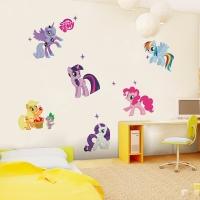 Nálepky na stenu- My Little Pony