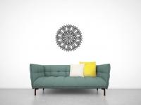 Nálepka na stenu- Mandala 1