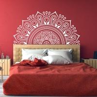 Nálepka na stenu- 1/2 Mandala II
