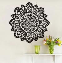 Nálepka na stenu- Mandala I