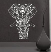 Nálepka na stenu- Slon I