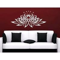 Nálepka na stenu- Lotus