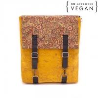 Korkový ruksak Amarelo