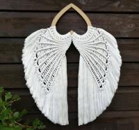 Macramé Anjelské krídla