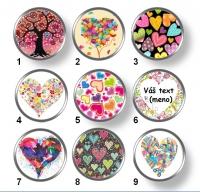 Valentínske snap buttony9