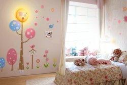 Detská lampa s nálepkou-Strom
