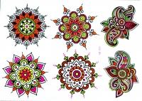 Tetovačky Multicolor