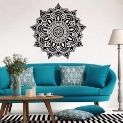 Nálepka na stenu- Mandala